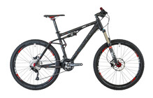 Cube AMS 130 Race black anodized